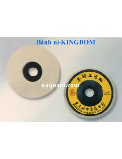Bánh nỉ Kingdom PW ( đế nhựa )